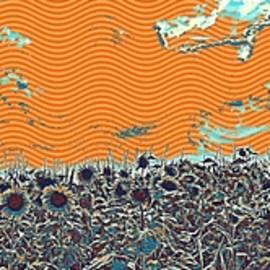 Celestial Images - Sunflower Field 2