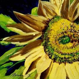 Sunflower Glow by Patti Ferron