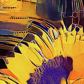 Sunflower POP by Susan Maxwell Schmidt
