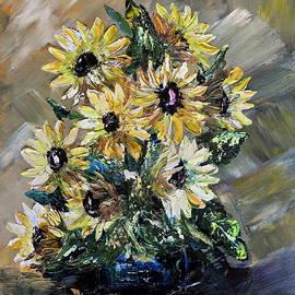 Teresa Wegrzyn - Sunflowers