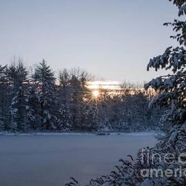 Jan Mulherin - Sunrise after the Storm