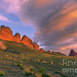 Henk Meijer Photography - Sunrise at Shiprock