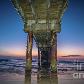 Buddy Morrison - Sunrise at the Pier