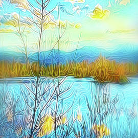 Joel Bruce Wallach - Sunrise Atmospheres