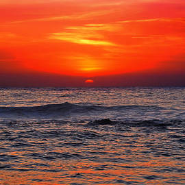 Sunrise Delight by Kaye Menner