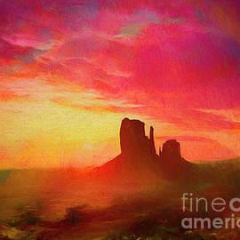 Edmund Nagele - Sunrise