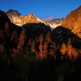 Sunrise High Sierras by Grant Sorenson