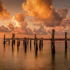 Yves Gagnon - Sunrise in Cancun Mexico