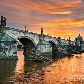 Michael Abid - Sunrise in Prague