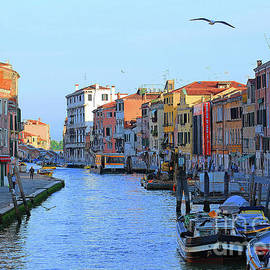 Kris Hiemstra - sunrise in Venice