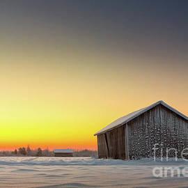 Jukka Heinovirta - Sunrise On A Cold Morning