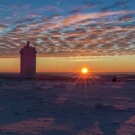 Andreas Levi - Sunrise on the Brocken, Harz
