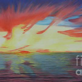 Jimmie Bartlett - Sunrise Over Matagorda Bay