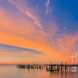 Sunrise Provincetown, Cape Cod, Massachusetts by Henk Meijer Photography