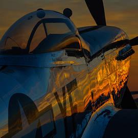 Richard Booth - Sunrise Reflections