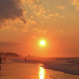 Theresa Campbell - Sunrise Reflections South Carolina