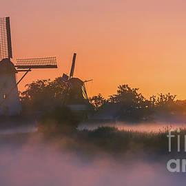 Henk Meijer Photography - Sunrise Ten Boer - Netherlands