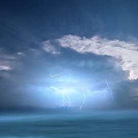 Mark Andrew Thomas - Sunrise Thunderstorm