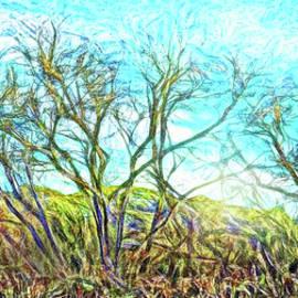 Joel Bruce Wallach - Sunrise Trees Awakening