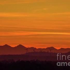 Sunset 8 by Jean Bernard Roussilhe