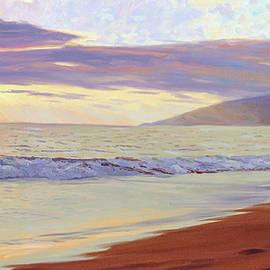 Sunset Aloha - Steve Simon
