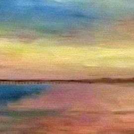 Peter Gartner - Sunset and Pier