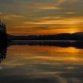 NaturesPix - Sunset at Brothers Island