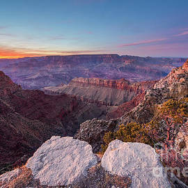 Sunset at Grand Canyon - Twenty Two North Photography