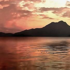 Tracey Harrington-Simpson - Sunset at Sea