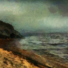 RC deWinter - Sunset at Silver Bay