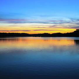 Ola Allen - Sunset at Stumpy Lake Virginia Beach