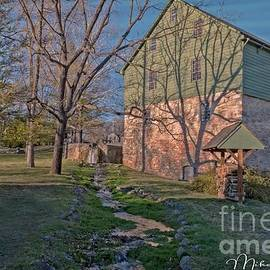 Mike Griffiths - Sunset at the old Grist Mill