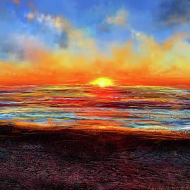 Lourry Legarde - Sunset At Torrey Pines
