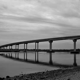 Cynthia Guinn - Sunset Beach Bridge