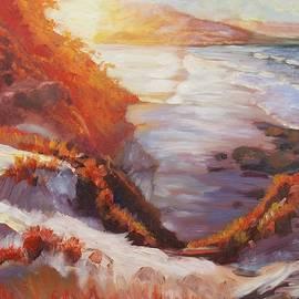 Elena Sokolova - Sunset Beach