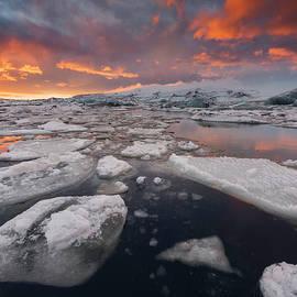 Iurie Belegurschi - Sunset Blaze