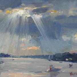 Ylli Haruni - Sunset Boating