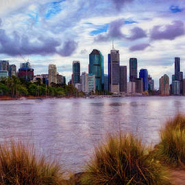 Chris Hood - Sunset Brisbane