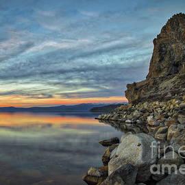 Mitch Shindelbower - Sunset Cave Rock 2015