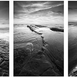 Alexander Kunz - Sunset Cliffs - Low Tide Collage