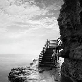 William Dunigan - Sunset Cliffs Stairwell