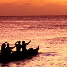 Sean Davey - Sunset Cruise