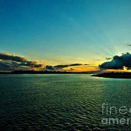 Christy Ricafrente - Sunset Glow