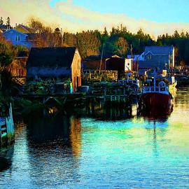 Ken Morris - Sunset in Herring Cove