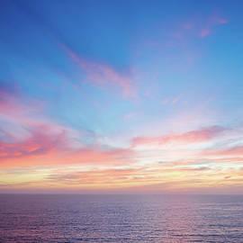 Elena Chukhlebova - Sunset in Malibu