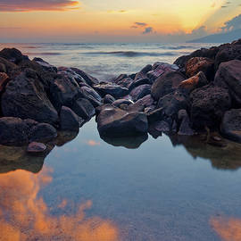 Francesco Emanuele Carucci - Sunset in Maui