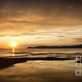 Daliana Pacuraru - Sunset in Thassos Greece