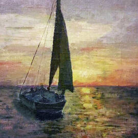 Mary Filo - Sunset
