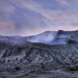 Joana Kruse - sunset Mount Bromo - Java