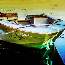 Ken Morris - Sunset on a Boat